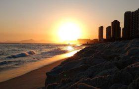 Plaża na Barra da Tijuca