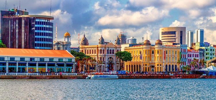 Brazylijskie miasto Recife