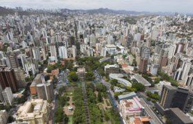Brazylijskie miasto Belo Horizonte